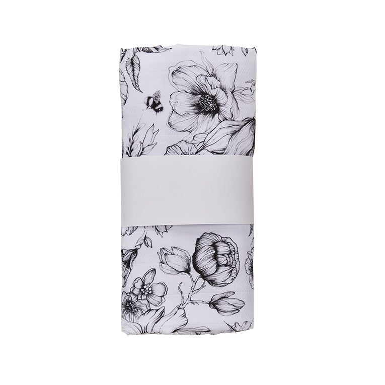 Mies & co swaddle deken 120x120cm | Bumble Love