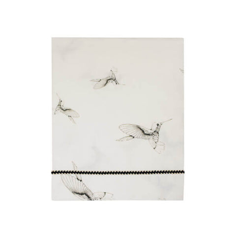 Mies & co ledikantlaken 110x140cm Cloud Dancers Offwhite