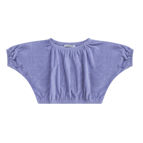 Mingo Cropped Top | Lilac