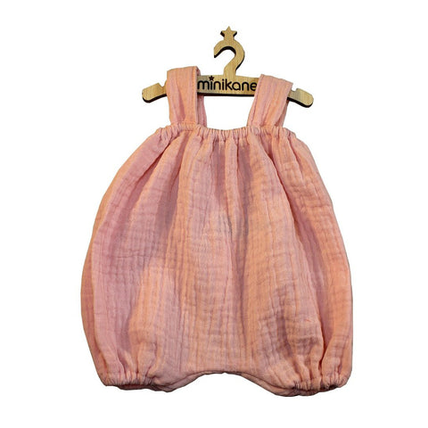 Minikane Doll Bloomer | Rose Pale