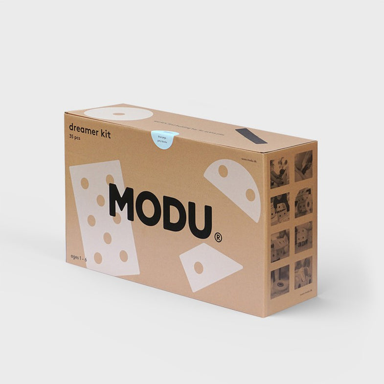MODU Explorer Kit | Blauw