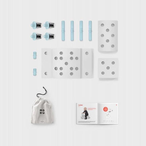 MODU Curiosity Kit | Blauw