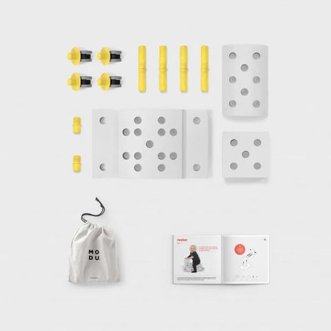 MODU Curiosity Kit | Geel