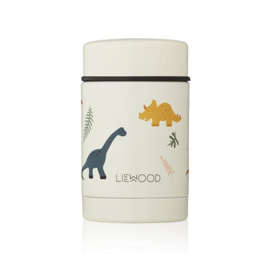 Liewood Nadja Food Jar | Dino Mix