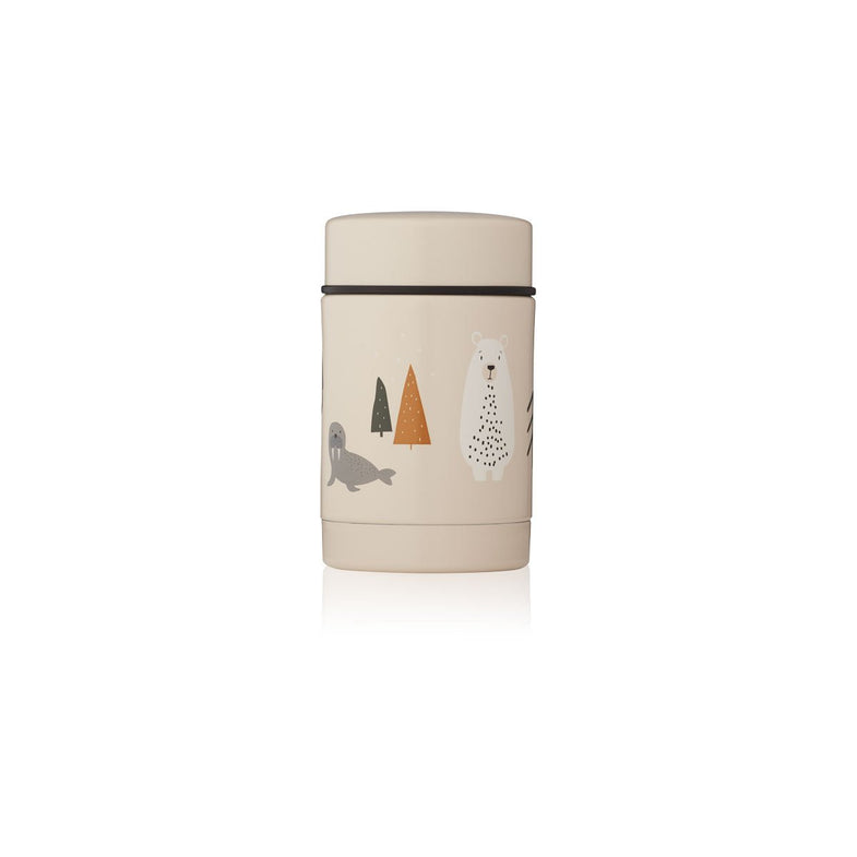 Liewood Nadja Food Jar | Arctic Mix