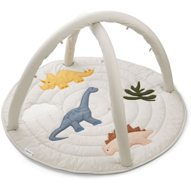 Liewood Neel Activity Play Mat | Dino Mix