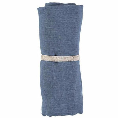 Nobodinoz swaddle 100x120cm - Night Blue