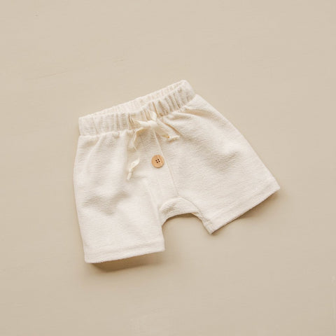Organic Zoo Short | Oat