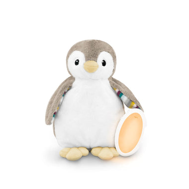 ZAZU - Suzy Draagbare Baby Soother Shusher Pinguin