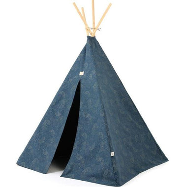 Nobodinoz tipi Phoenix - Gold bubble/Night blue