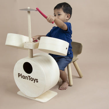 Plantoys Drum Set