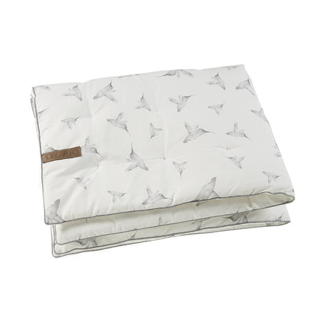 Mies & Co Speel- en boxkleed 80x100cm Little Dreams - DE GELE FLAMINGO - Kids concept store