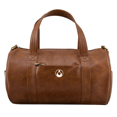 Isoki Luiertas Kingston Duffle Bag Redwood