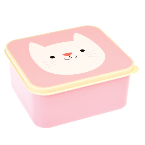 Lunch box - Cat