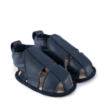 Boumy Ridge | Navy Leather