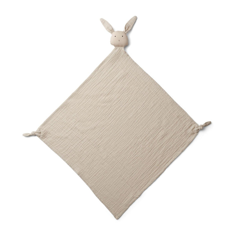 Liewood Robbie Multi Muslin Cloth | Rabbit Sandy