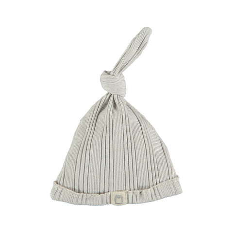 Bean's Bluebell Baby Hat | Grey