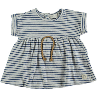 Bean's Shark Striped Dress | Blue