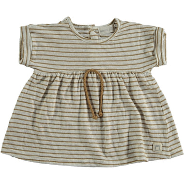 Bean's Shark Striped Dress | Camel