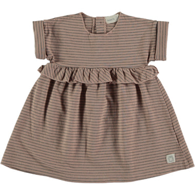 Bean's Shark Striped Dress | Pink