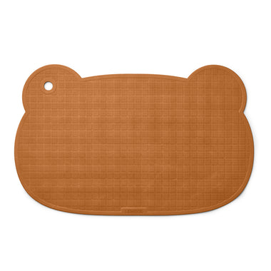 Liewood Sailor anti-slip Badmat | Mr Bear Mustard