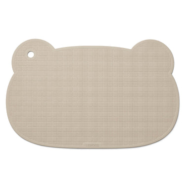 Liewood Sailor anti-slip Badmat | Mr Bear Sandy