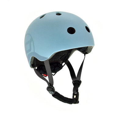 Scoot & Ride Helm SMALL/MEDIUM - Steel