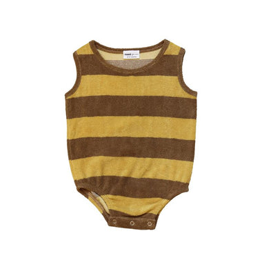 Maed For Mini Bodysuit | Soft Seahorse