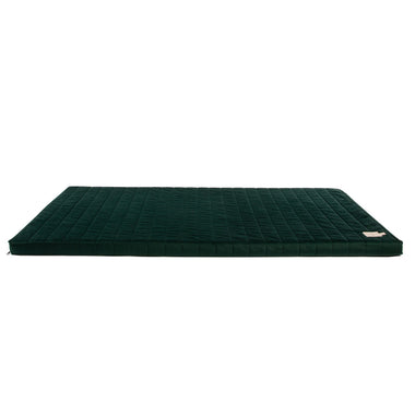 Nobodinoz Zanzibar Velvet Matras | Jungle Green