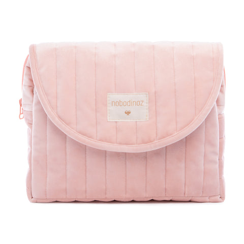 Savanna Velvet Maternity Case | Bloom Pink