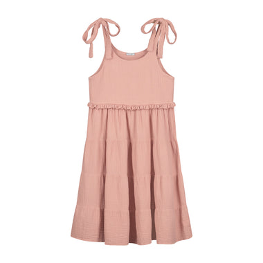 Daily Brat Stella Dress | Dusty Pink
