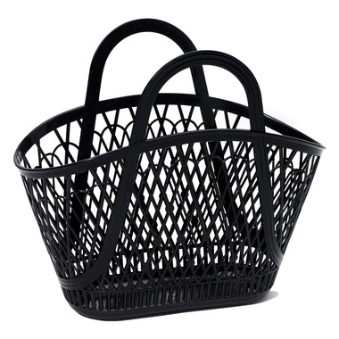 Sunjellies Betty Basket - Black