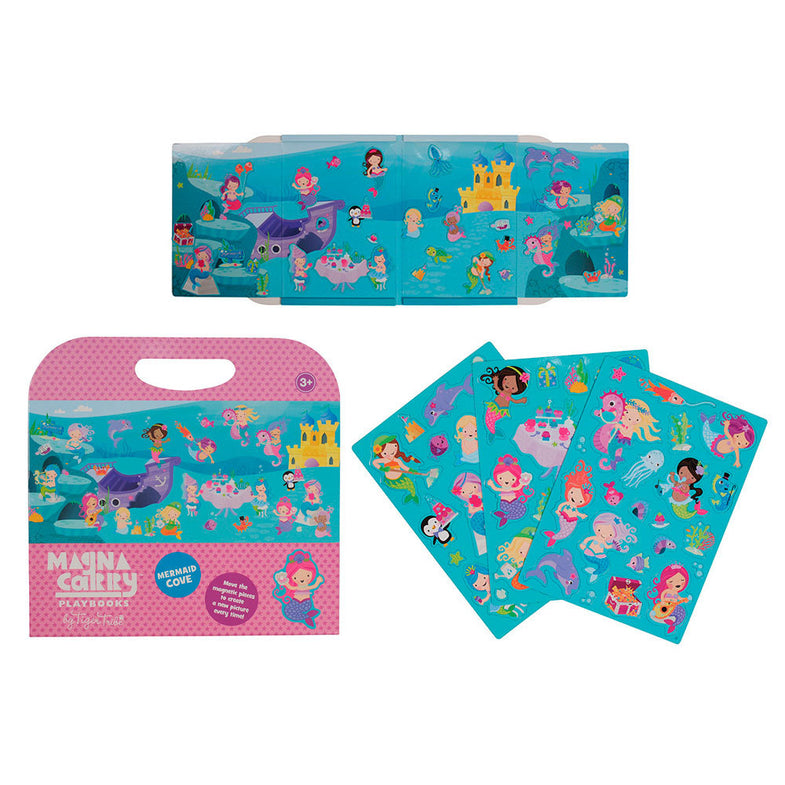 Tiger Tribe meeneem magneetset - Mermaid cove