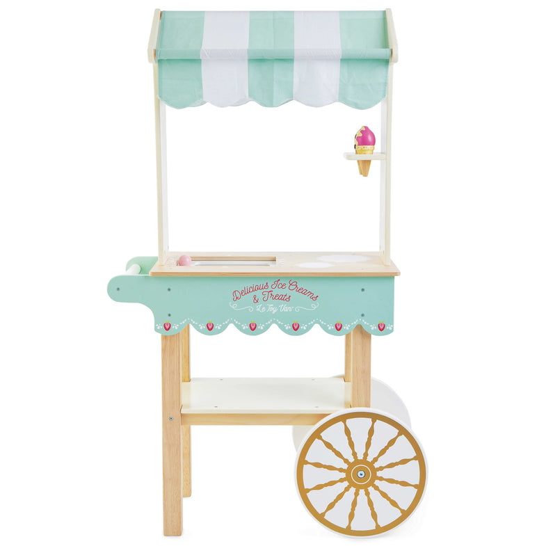 Le Toy Van Houten Ice Cream Trolley