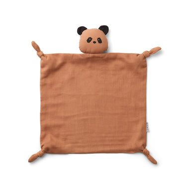 Liewood Agnete Cuddle Cloth Panda | Tuscany Rose