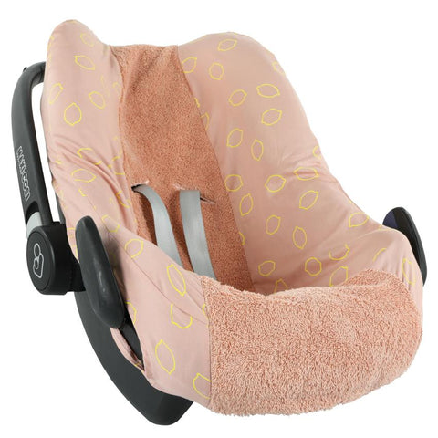 Trixie Hoes maxi cosi Pebble - Lemon Squash