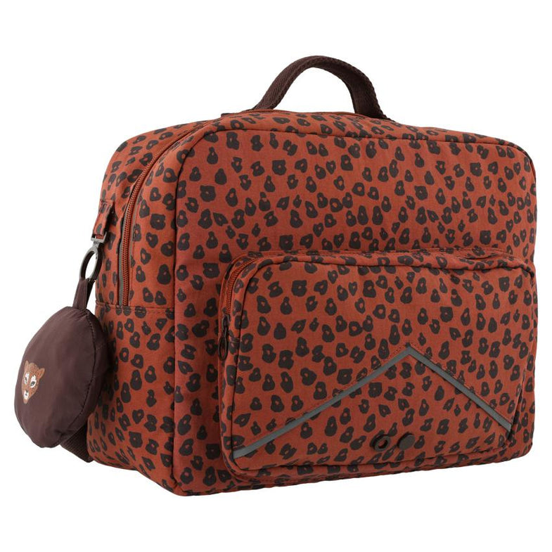 Trixie School Satchel | Leopard