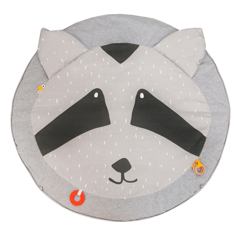 Trixie Activity Play Mat | Mr. Raccoon