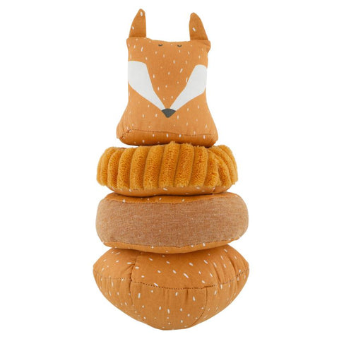 Trixie Wobbly Stacking Animal Stapeltoren | Mr. Fox