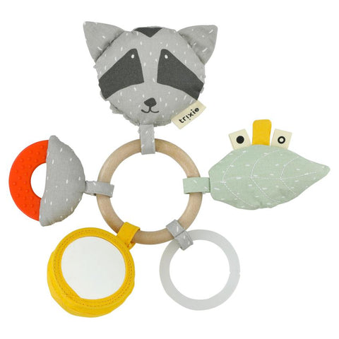Trixie Activity Ring | Mr. Raccoon