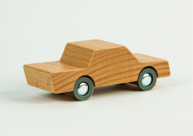 WayToPlay Houten Back and Forth Car