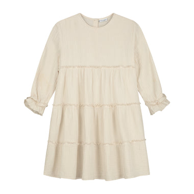 Daily Brat Willow Dress | Ivory