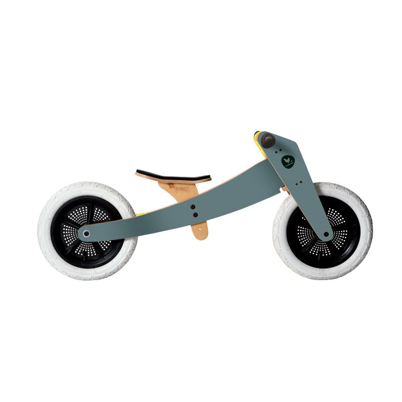 Wishbone bike 2-in-1 Bike Grey