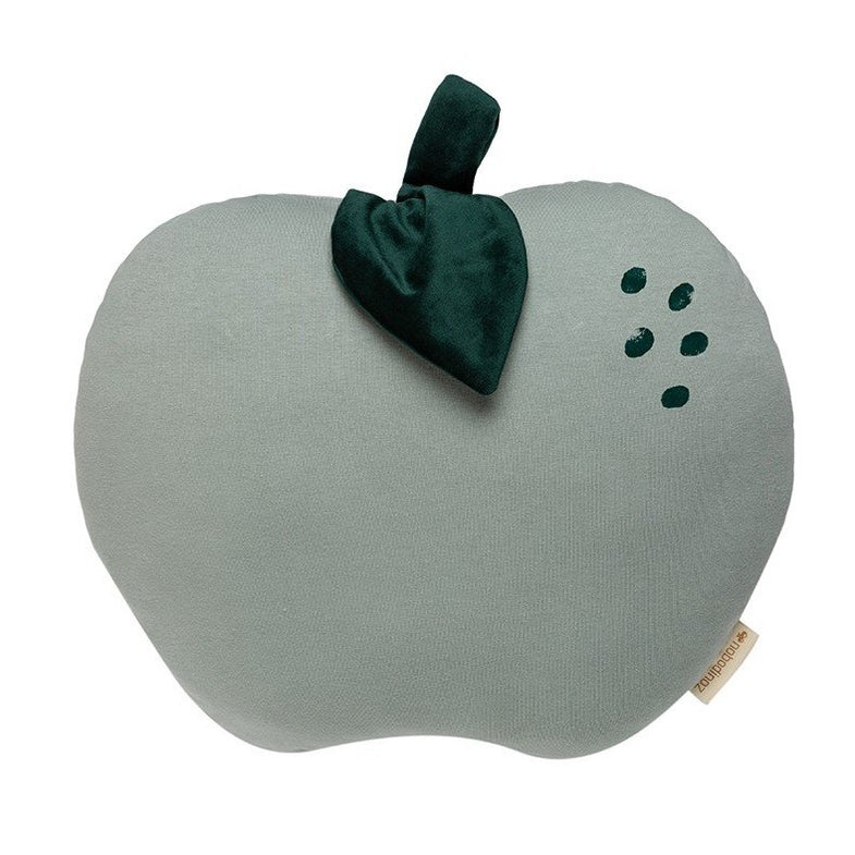 Nobodinoz kussen 32x28cm - Apple Antique Green