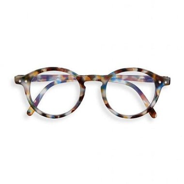 Izipizi #D Screen Blue Light Filter 3-10 jaar | Blue Tortoise