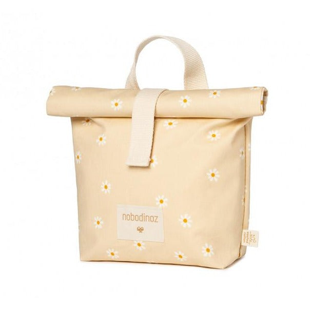 Nobodinoz Eco Lunch Bag | Daisies
