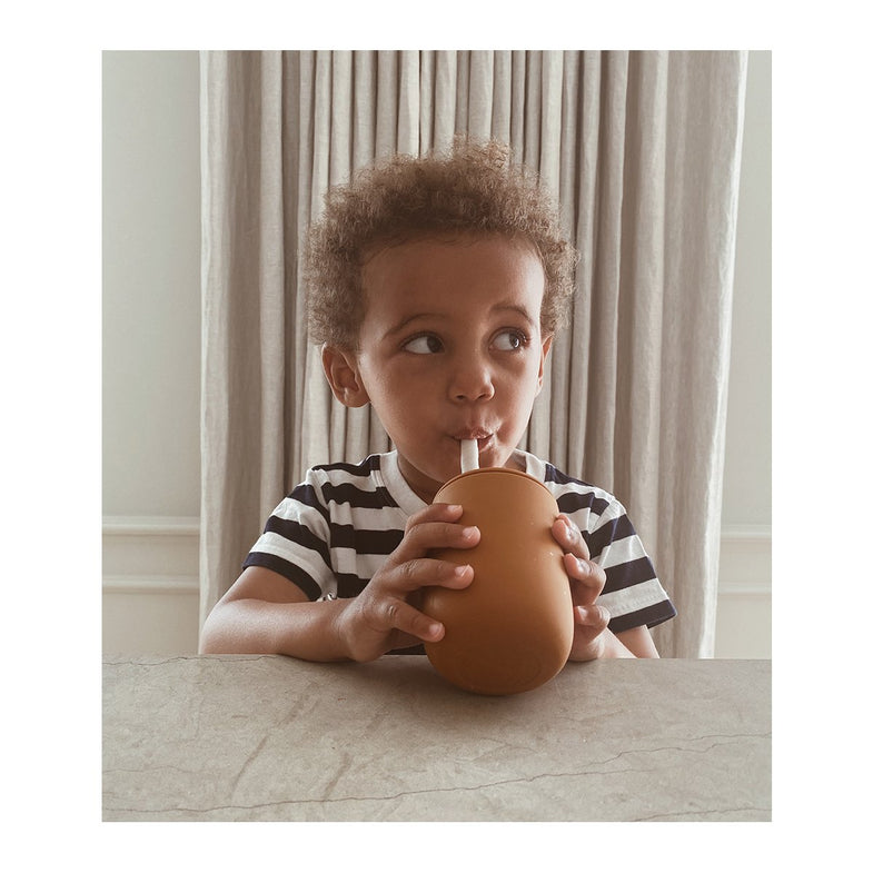 Liewood Ellis Sippy Cup | Mustard/ Sandy Mix