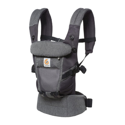 Ergobaby 3 position draagzak Adapt Cool Air Mesh  Classic Weave