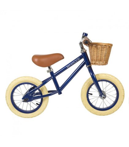 Banwood First Go Navy Blue - PRE ORDER levering 05/10 - DE GELE FLAMINGO - Kids concept store