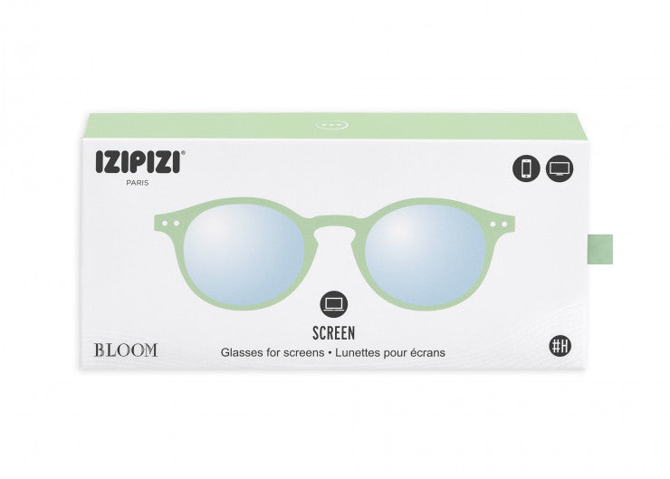 Izipizi Adult #H Screen Blue Light | Peppermint